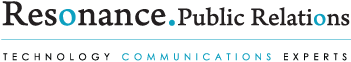 Resonance public relations logo